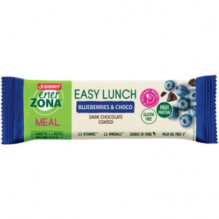 Enerzona Easy Lunch Blueberries & Choco - 53 g