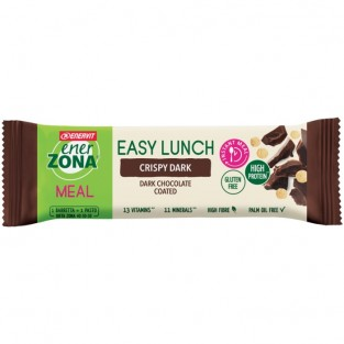 Enerzona Easy Lunch Crispy Dark - 58 g