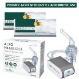 GSE Aerobiotic + Aero Nebulizer Aerosol