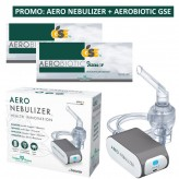 GSE Aerobiotic Junior + Aero Nebulizer Aerosol