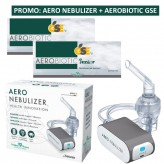 GSE Aerobiotic Junior e Adulti + Aero Nebulizer Aerosol