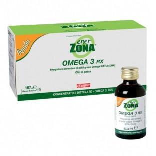 Enerzona Omega 3 RX - 5 Flaconcini