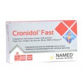 Cronidol Fast Named - 20 compresse