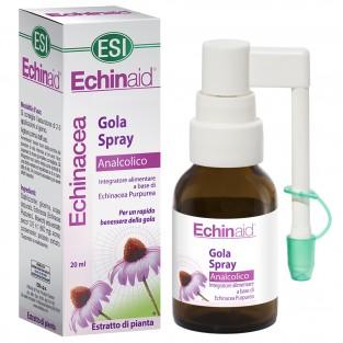 Spray Gola Analcolico Echinaid Esi - 20 ml