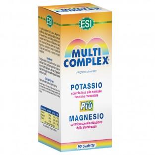 Multicomplex Potassio e Magnesio Esi - 90 ovalette