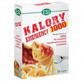 Kalory Emergency 1000 Esi - 24 ovalette