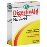 Digestivaid No Acid Esi - 12 tavolette