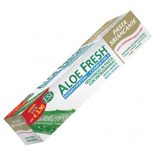 Pasta sbiancante Aloe Fresh Esi - 100 ml