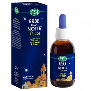 Erbe della notte Esi in gocce - 50 ml