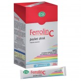 Ferrolin C pocket drink Esi - 24 stick