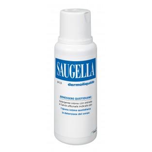 Saugella Dermoliquido Blu - 500 ml