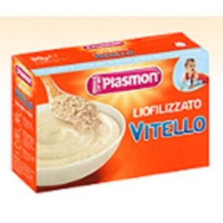 Liofilizzato di vitello Plasmon - 3 vasetti