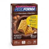 Biscotti Pesoforma al Cioccolato e Nocciola - 8 pasti