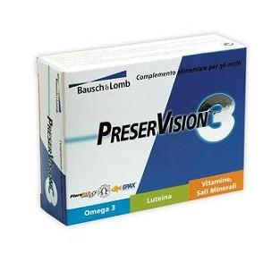 PreserVision 3 - 30 Capsule