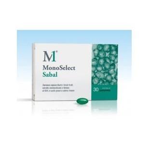 Monoselect Sabal - 30 Compresse