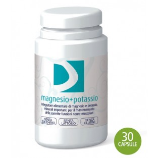 Integratore di Magnesio e Potassio Dieta Zero