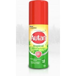 Autan Tropical Spray - 50 ml
