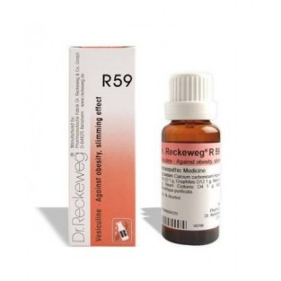 R59 Gocce Dr Reckeweg - Flacone 22 ml