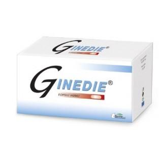 Ginedie - 8 Capsule Vaginali