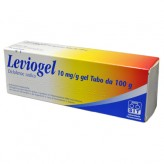 Leviogel Gel 10mg/g - Tubo 100 ml