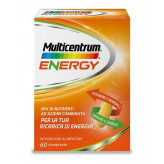 Multicentrum Energy - 60 Compresse