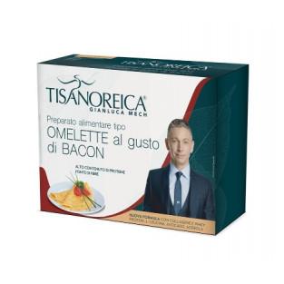 Omelette al Bacon Tisanoreica - 4 Buste
