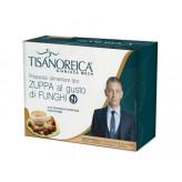 Zuppa al gusto di Funghi Tisanoreica - 4 Buste