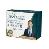 Zuppa al gusto di Verdure Tisanoreica - 4 Buste