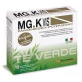 Mg. K Vis Magnesio e Potassio con tè verde - 14 buste