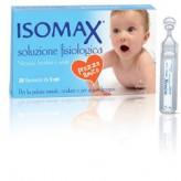 Isomax Soluzione Fisiologica - 20 Flaconcini