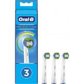 Testine di Ricambio Precision Clean Oral B - 3 pezzi