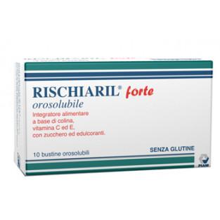 Rischiaril Forte Orosolubile - 10 Bustine