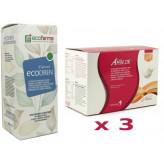Kit Promo: 3 Amin 21 K Neutro + EcoDren