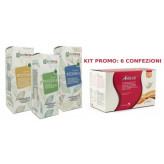 Kit Promo: 6 Amin 21 K Neutro + Fitoestratti Ecofarma Line