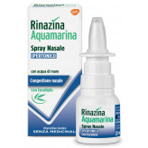Rinazina Spray Aquamarina Soluzione Nasale Ipertonica - 20 ml