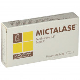 Mictalase - 10 Supposte