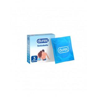 Durex Settebello Classico - 3 Preservativi