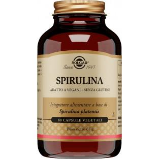 Solgar Spirulina - 80 Capsule