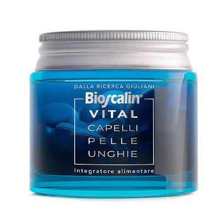 Bioscalin Vital Capelli Pelle Unghie - 60 Compresse