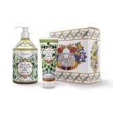 Cofanetto Le Maioliche Olive Oil - Sapone e Crema Mani
