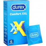Durex Comfort XXL - 6 Preservativi