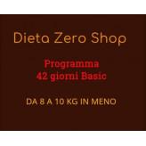 Dieta Zero Programma Basic 42 giorni