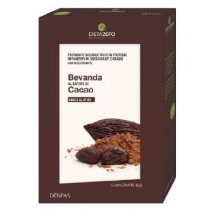 Bevanda al cacao Dieta Zero - 4 buste