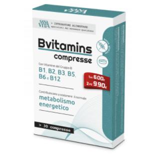 Sanavita B-Vitamins - Doppia Confezione