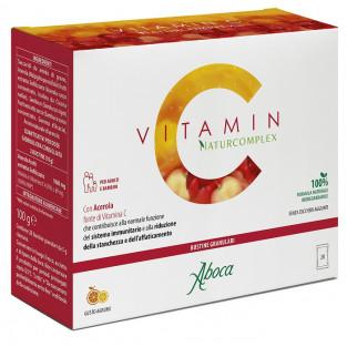 Aboca Vitamin C Naturcomplex - 20 Bustine