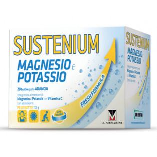 Sustenium Magnesio e Potassio - 28 bustine