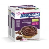Crema Intensive Pesoforma al gusto cioccolato