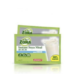 Instant Soya Meal Enerzona gusto cocco