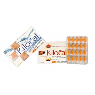 Pack dimagrimento Kilocal + Kilocal Dren