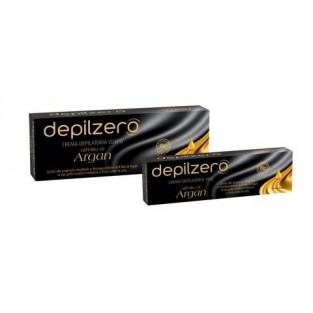 Crema depilatoria corpo all'olio di Argan Depilzero - 150 ml